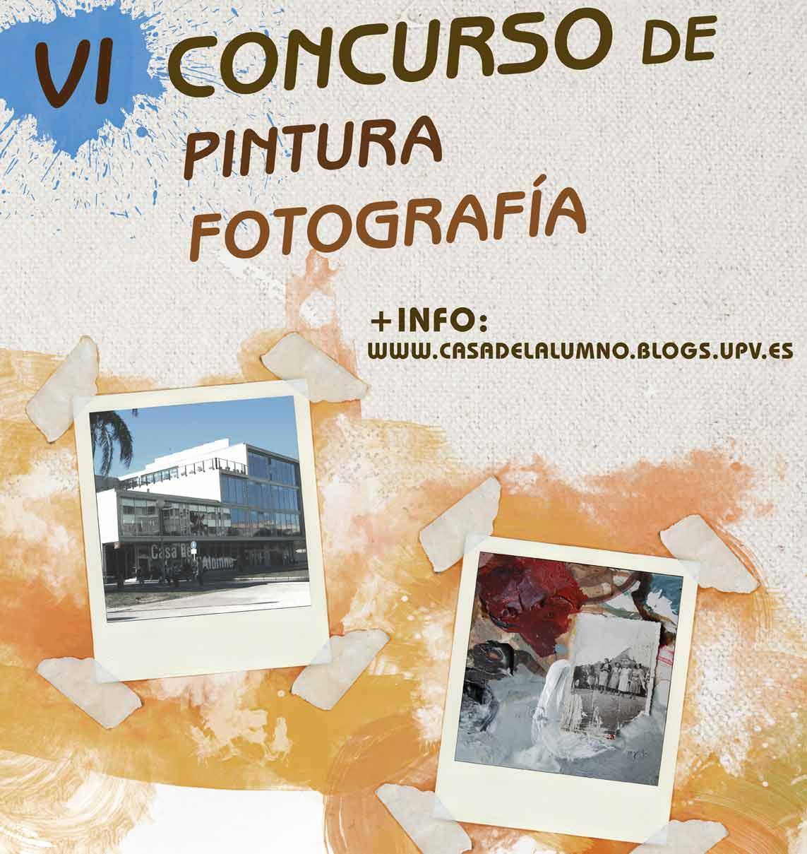 VI CONCURSO PINTURA Y FOTOGRAFIA