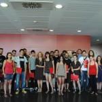 Entrega premios. Concurso de Pintura y Fotografía 2011