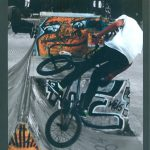 Irina Sanchez Chulio - A dos ruedas sobre el suelo