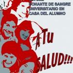 Cartel Día Donante UPV