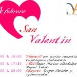 Actividades día de San Valentín