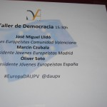 Taller de Democracia