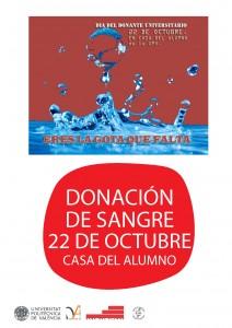 Día Donante Sangre UPV 2014