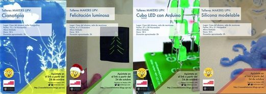 talleres Makers UPV