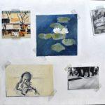 Maria del Carmen Gimeno Casas, per 'Pared de un estudio'