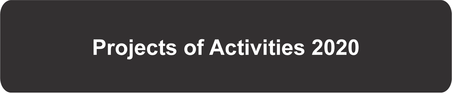 Projects of Activities 2020
